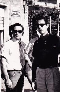 Pasolini e Maurizio Ponzi