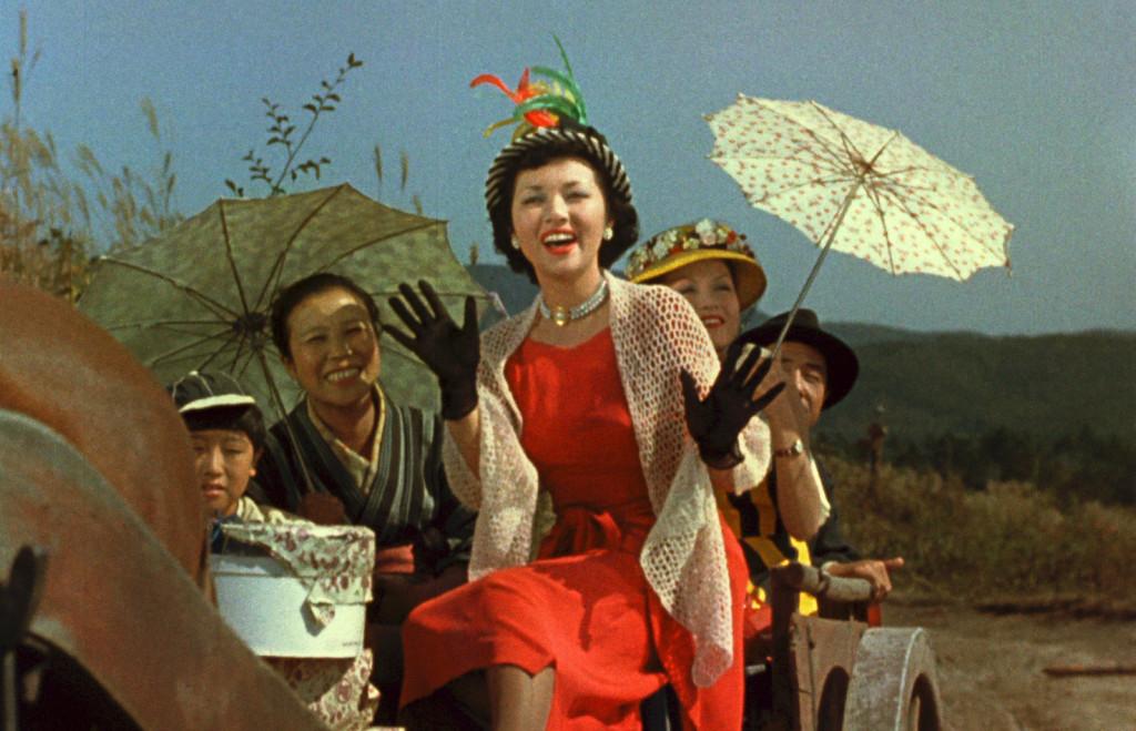 Armoniosa ricchezza. Il cinema a colori in Giappone (seconda parte)