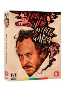 BRING ME THE HEAD OF ALFREDO GARCIA (USA, 1974) di Sam Peckinpah Arrow Films (blu-ray)