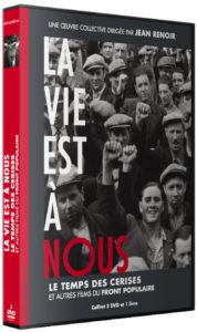 LA VIE EST À NOUS, LE TEMPS DES CERISES ET AUTRES FILMS DU FRONT POPULAIRE (France, 1936-1937) by Jean Renoir, Jean-Paul Le Chanois Ciné-Archives (DVD)