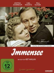IMMENSEE (Germany, 1943) by Veit Harlan Friedrich-Wilhelm-Murnau-Stiftung/Concorde Home Entertainment (Blu-ray)