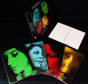LES SAISONS – UNE TÉTRALOGIE DE MARCEL HANOUN (France, 1968-1972) Re:Voir Video (DVD)