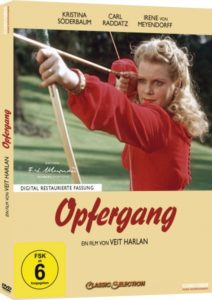 OPFERGANG (Germany, 1944) by Veit Harlan Friedrich-Wilhelm-Murnau-Stiftung/Concorde Home Entertainment (Blu-ray)