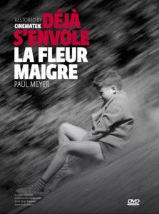 DÉJÀ S'ENVOLE LA FLEUR MAIGRE (Belgium, 1960) by Paul Meyer CINEMATEK (DVD)