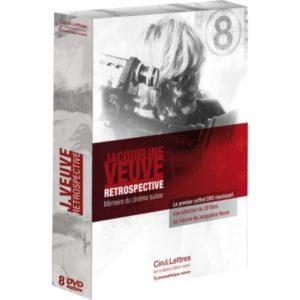JACQUELINE VEUVE – RÉTROSPECTIVE (Swiss, 1966-2010) Cinémathèque suisse/Cin&Lettres/Radio Télévision Suisse (DVD)