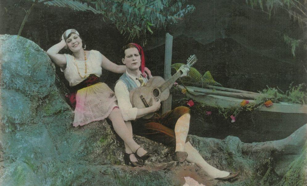 Song of Naples. Tribute to Elvira Notari and Vittorio Martinelli