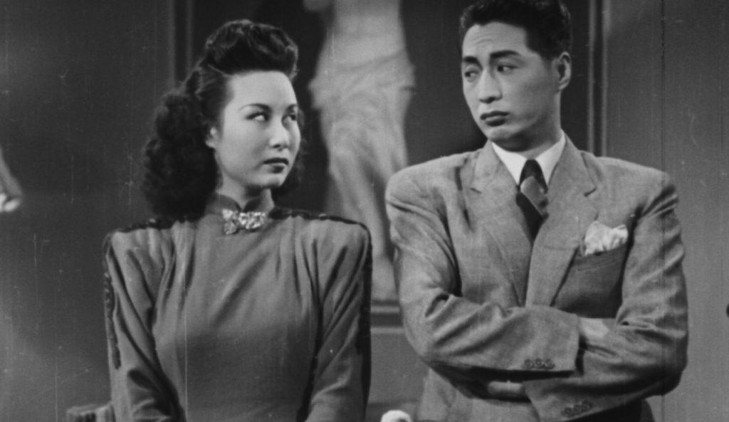 La rinascita del cinema cinese (1941-1951)