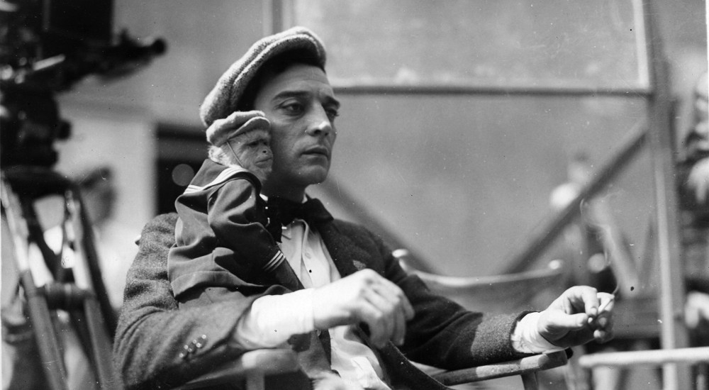 Buster Keaton!