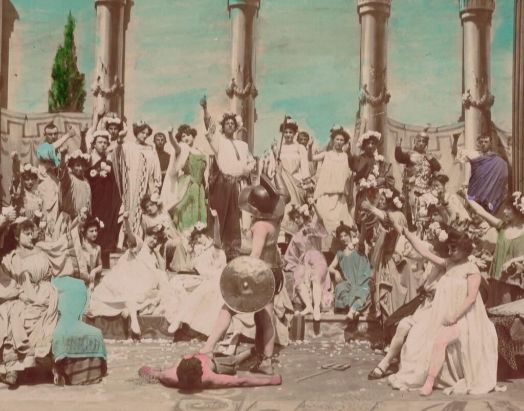 Il secolo del cinema: 1901